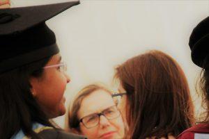 En la Universidad. foto de Mayte Galiana